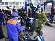 Petrol prices up more than 200 VND per litre