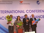 Da Nang hosts int'l accounting, finance conference