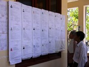 Island, mountainous localities hold early elections