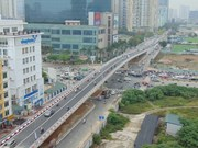 Modern flyover inaugurated in Hanoi