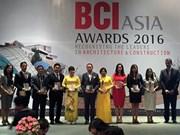 Vietnamese property firms get BCI awards