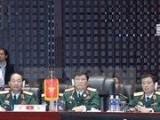 Laos hosts 10th ASEAN Defence Ministers' Meeting