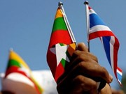 Thailand, Myanmar agree to foster military ties