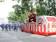 Vietnam promotes anti-smoking campaign