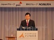 Deputy PM calls for regional links for Asia's brighter future