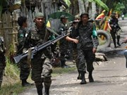 Philippine Gov't, rebel group agree on continuous peace process
