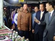 An Giang: Tinh Bien trade fair pulls in 17 billion VND
