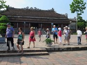 Over 1 mln tourists visit Hue Monuments Complex in 5 months