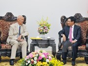 Special envoy of Swedish PM welcomed in Hanoi