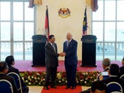 Cambodian Prime Minister pays official visit to Malaysia