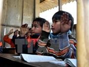 Vietnamese training enhanced among ethnic minority children