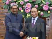 Prime Minister hosts Indian defence minister