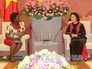 NA chairwoman welcomes WB leader