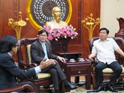 Ho Chi Minh City suggested establishing open database