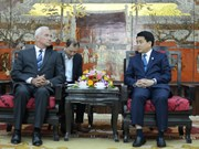 Hanoi seeks stronger relations with Belarusian localities