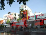 Fire kills four in Ho Chi Minh City