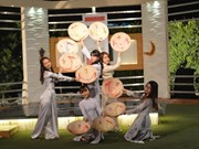 Vietnamese cultural show goes live on Egypt's television