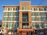 Cambodia court jails three opposition party members