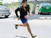 Vietnamese athlete wins Phu Quoc International Marathon