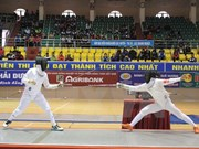 Fencer Anh qualifies for Vietnamese Olympics team