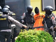 Indonesia arrests four IS-linked suspects