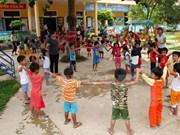 UN vows to protect Vietnamese children