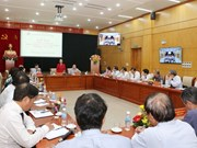 Diplomats hoped to foster Vietnam's relations with foreign countries