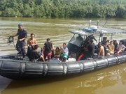 Malaysia: 22 rescued after boat capsized off Pulau Mantanani