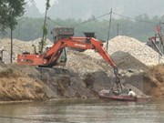 Hotline to be launched for unlawful mineral mining prevention