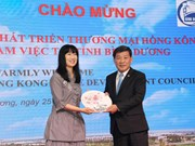 Hong Kong businesses look to invest in Binh Duong