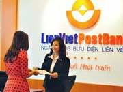 LienVietPostBank expands accross Vietnam
