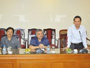 Vietnam News Agency's staff awarded sport insignia