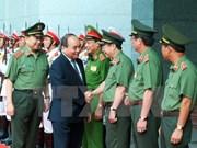 Public security force urged to enhance capacity