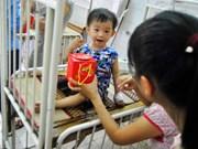 Vice President visits disadvantaged children in Da Nang