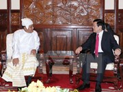 Myanmar's ambassador awarded with friendship insignia