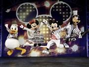 Disney entertainment portal opens in HCM City