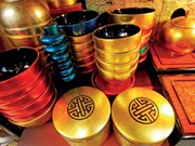Vietnamese handicraft gifts enthrall Singaporeans