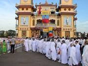 Cao Dai Missionary Church celebrates 60th founding anniversary