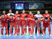 Vietnamese referee to work at FIFA futsal world cup in Colombia