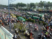 Hanoi seeks prompt solutions to congestion