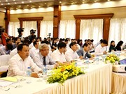 Judicial work in first half reviewed