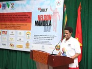 Nelson Mandela International Day celebrated in Hanoi