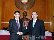 Guangxi wants to boost ties with Vietnam through education