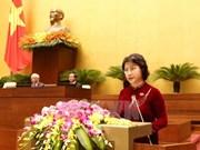 Biography of NA Chairwoman Nguyen Thi Kim Ngan