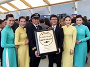 Vietnam Airlines earns 1.62 bln USD in six months