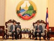Lao PM hails Vietnam-Lao cooperative ties