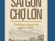 Book on HCM City history published