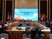 Last day of AMM-49 to focus on regional key matters
