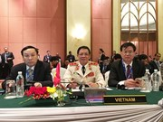 ASEAN police chiefs conference opens in Malaysia
