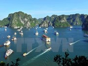 Ha Long Bay ranks 3rd in Southeast Asia's most ideal destinations